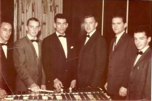 The Laurentians at the Genosha Hotel, Oshawa, On., 1961