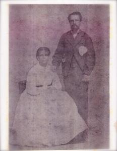 John Thomas (Jack) Girvan, (1828-1892) and Jane Ann Thom (1831-1872)