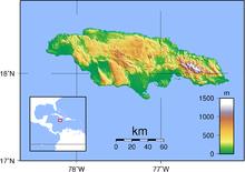 220px-Jamaica_Topography