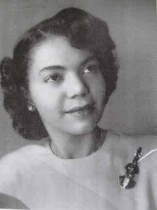 Beryl Cynthia Crosbie, nee Girvan