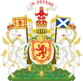 Coat of Arms of Scotland