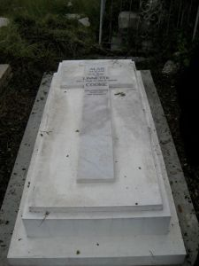 Memorial to Alan and Linnette Cooke