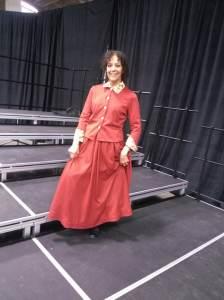 High Steppin' Cousin Lisbeth