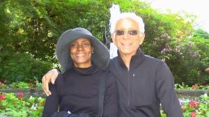 Jasmine and Norman, Victoria, B.C. 2013